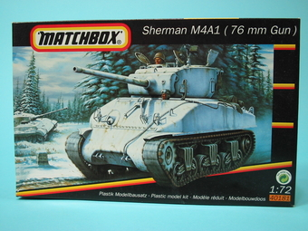 Sherman M4 A1  (76mm)   [#*e]