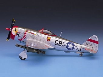P-47 D Thunderbolt (BUBBLETOP)