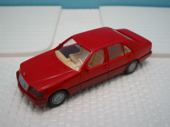 Mercedes-Benz 500 SEL ( W140 ). rot   [#*c] 8