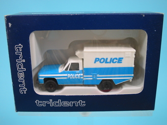 Chevrolet Box Van NYC Police   [#*c] 1(4)