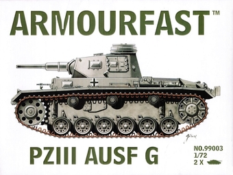 Panzer III Ausf. G   [#*SDN]