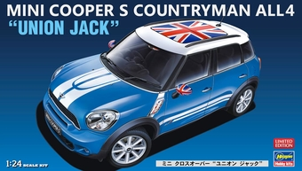Mini Cooper S Countryman ALL 4 Union Jack   [#*LD]