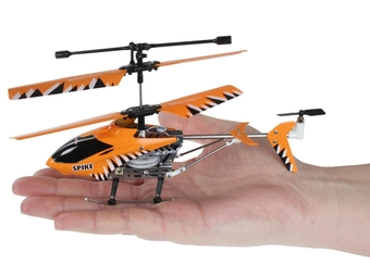 Micro Helicopter SPIKE - Revell Control